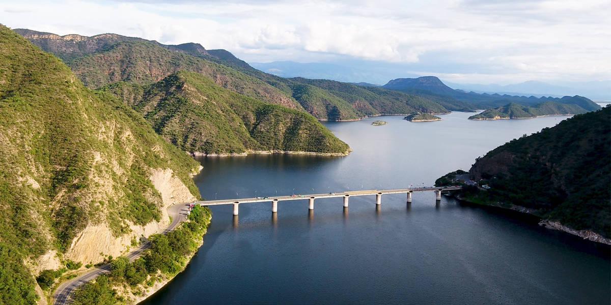 Visita al Dique Cabra Corral   Nordic Travel Salta
